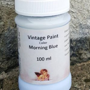 Vintage Chalk Paint in Morning Blue