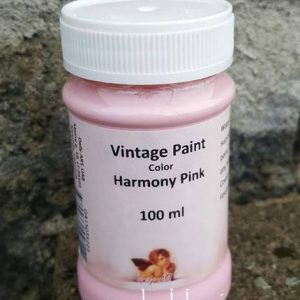Vintage Chalk Paint in Harmony Pink