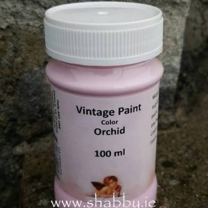 Vintage Chalk Paint in Orchid