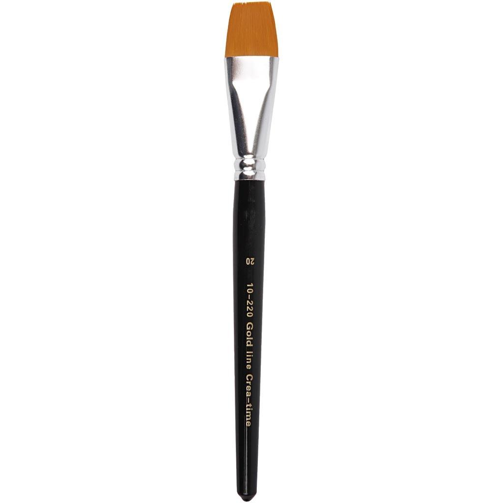 Goldline Decoupage Brush