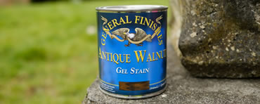 General Finishes GEL STAIN & TOP COATS