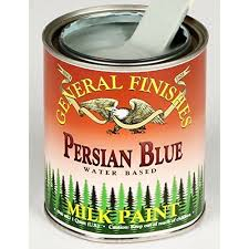MILK PAINT in Persian Blue
