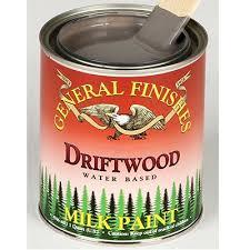 MILK PAINT Driftwood