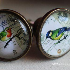 BIRD DRAWER PULL