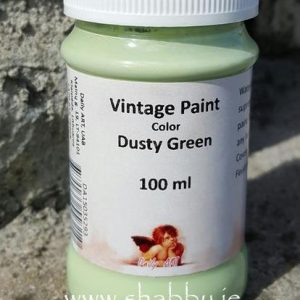 Vintage Chalk Paint in Dusty Green