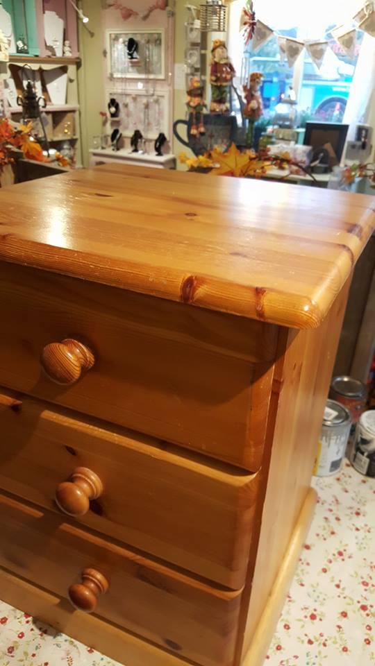 Prefinished wood