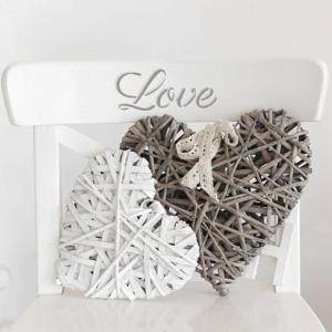 A5 Love Stencil