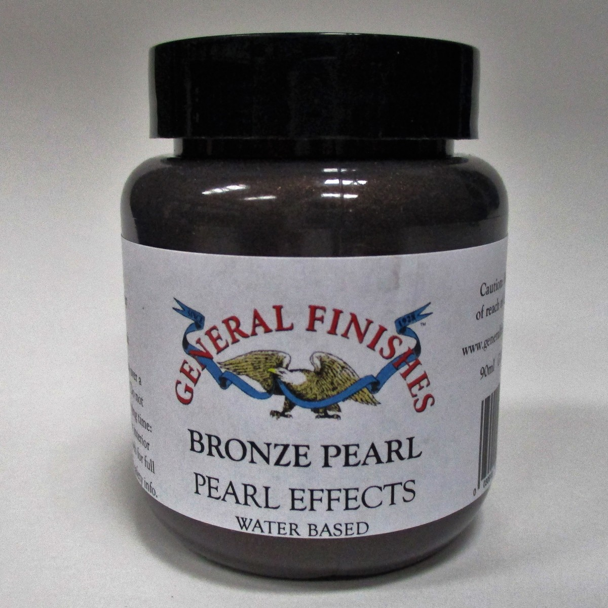 General Finishes Bronze Pearl Effects 90ml