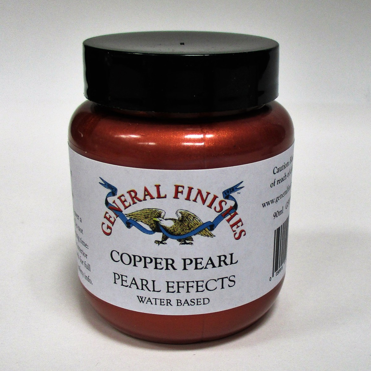 General Finishes Copper Pearl Effects 90ml