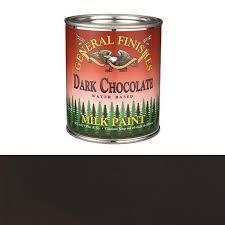 Milk Paint in Dark Chocolate