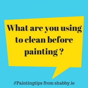 Paint your furniture starter kit