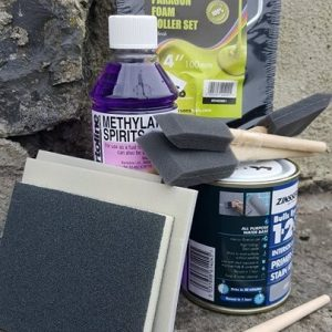 Paint your furniture starter kit