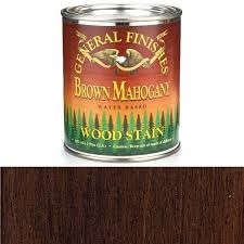 Wood-Stain-Brown-Mahogany