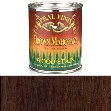 Wood-Stain-Brown-Mahogany