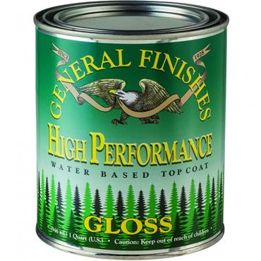 High Performance Top Coat Gloss 473ml