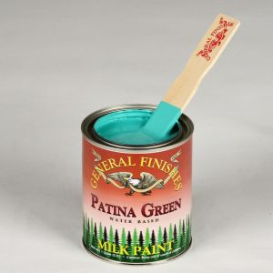 MILK PAINT Patina Green
