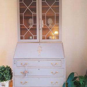 Fabulous antique writing bureau