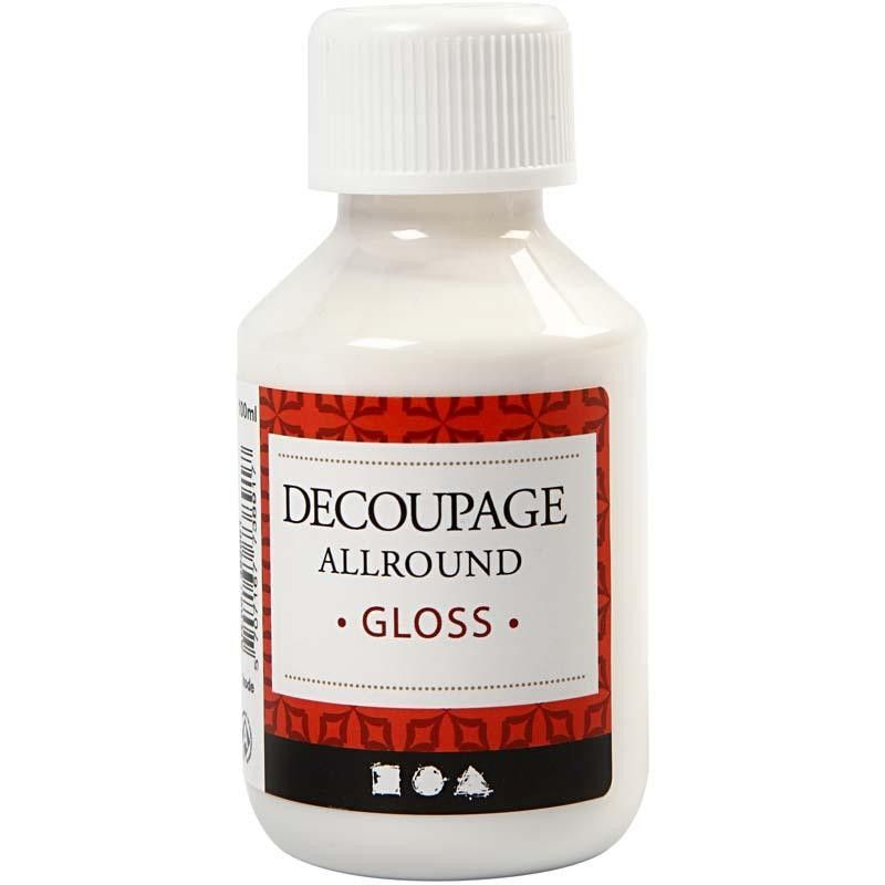 **NEW** Decoupage Glue/Varnish in One