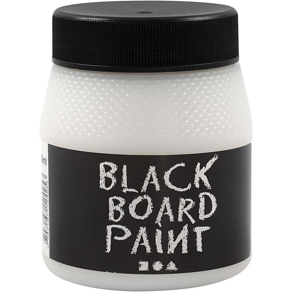 Translucent Chalkboard Paint
