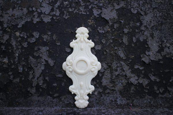 Ornate Drawer Pull Backplate
