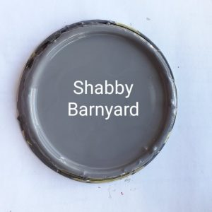 Shabby 'Barnyard Grey' Furniture Paint