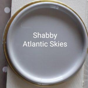 Shabby 'Atlantic Skies' Furniture Paint