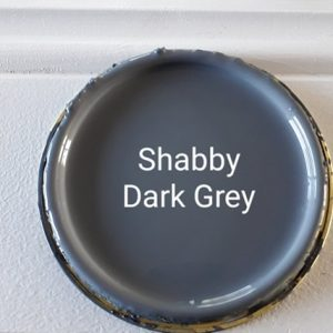 Shabby 'Dark Grey' Furniture Paint