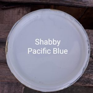 Shabby 'Pacific Blue' Furniture Paint
