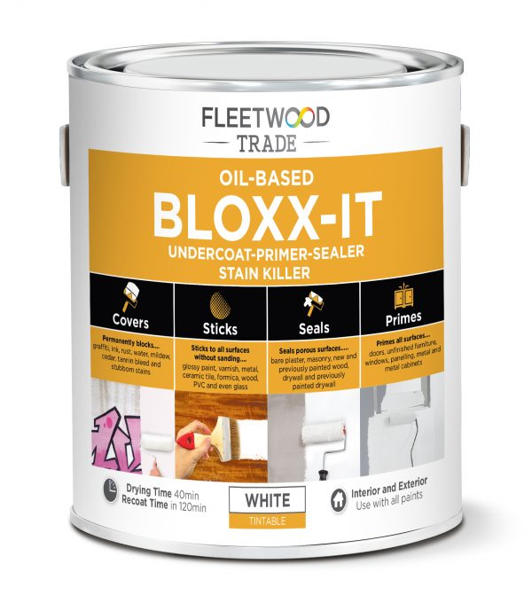 BLOXX-IT Primer/ Sealer 1L
