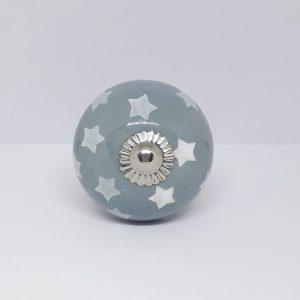 KOH00024 Shabby Ceramic Knob