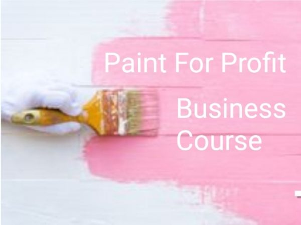 Paint For Profit Online Course