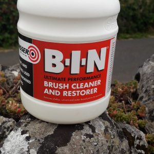 BIN Brush Cleaner and Restorer