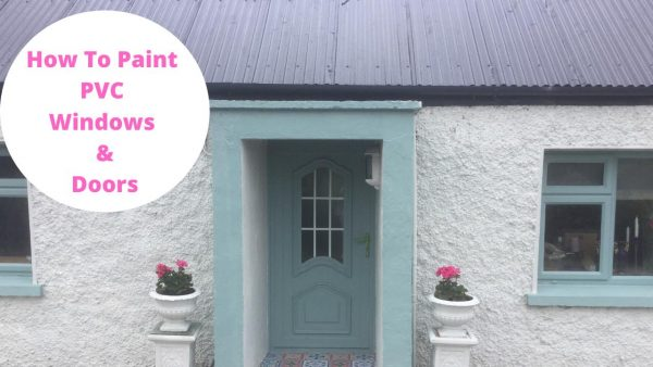 How To Paint PVC Windows and Doors