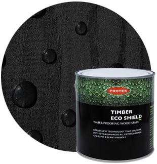 Timber Eco Shield Black