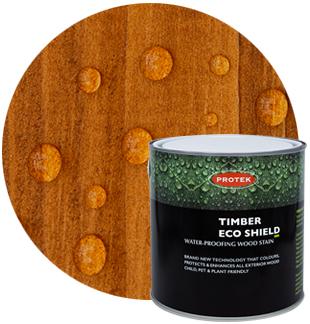 Eco Timber Shield Hazelnut
